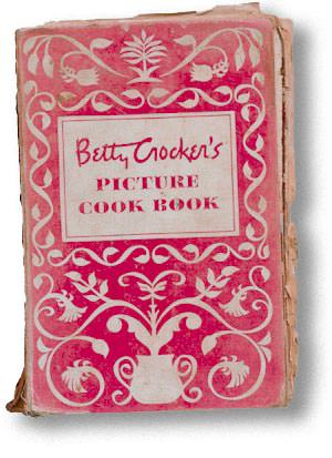My mother's cookbook