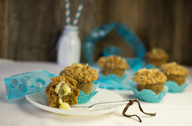 Muffins served