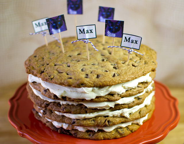 Giant Cookie Cake | East of Eden Cooking