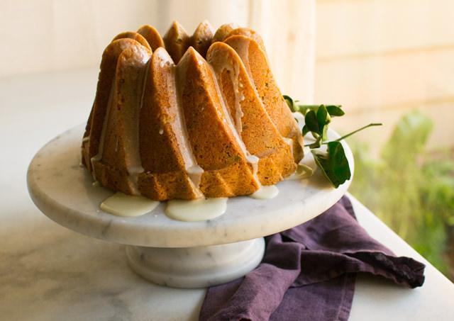 Citrus Pistachio Cake