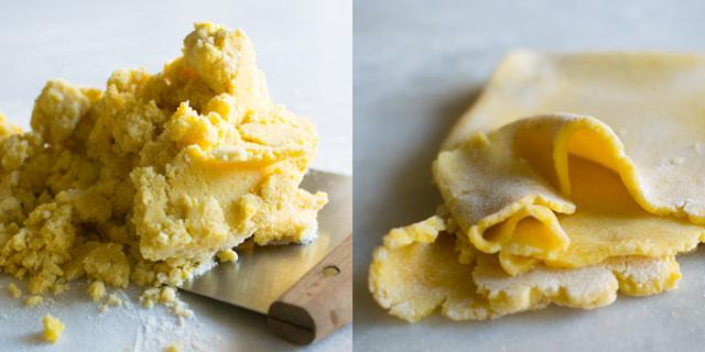 Polenta Tart Dough