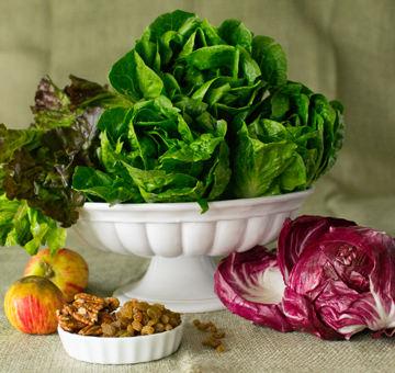 Three R Salad Ingredients