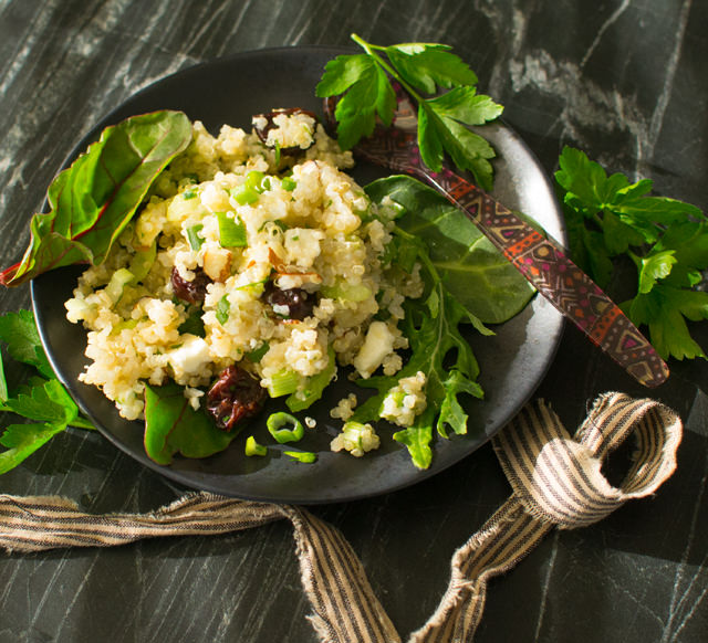 Almost Miss Spoons Quinoa Salad