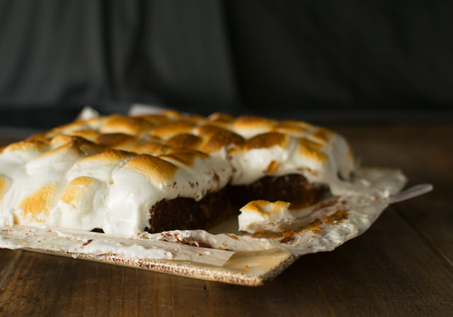 S'Mores Browines