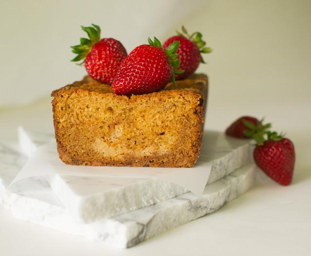 Dulcey Caramelized White Chocolate Pound Cake