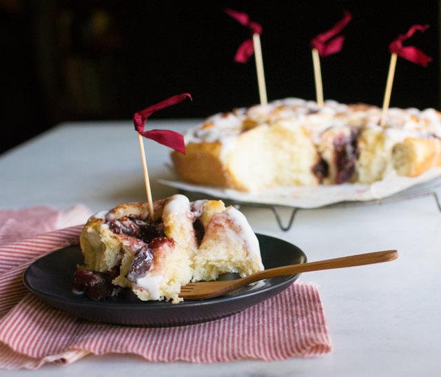 Fig Sweet Rolls