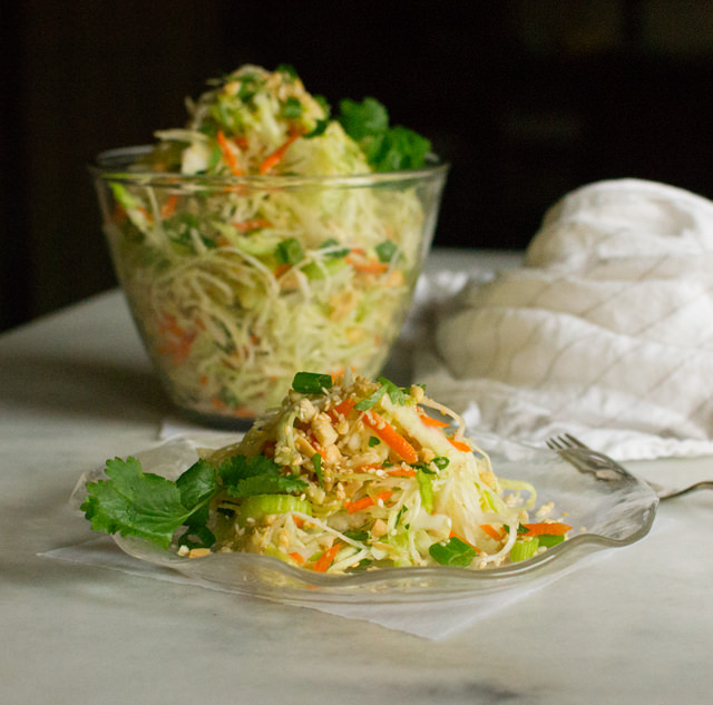 Everyday Cabbage Salad