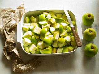 Roasting Apples