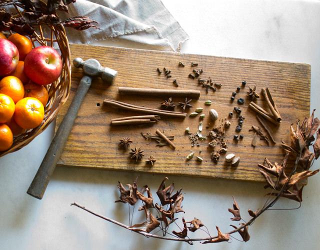 Potpourri Spices