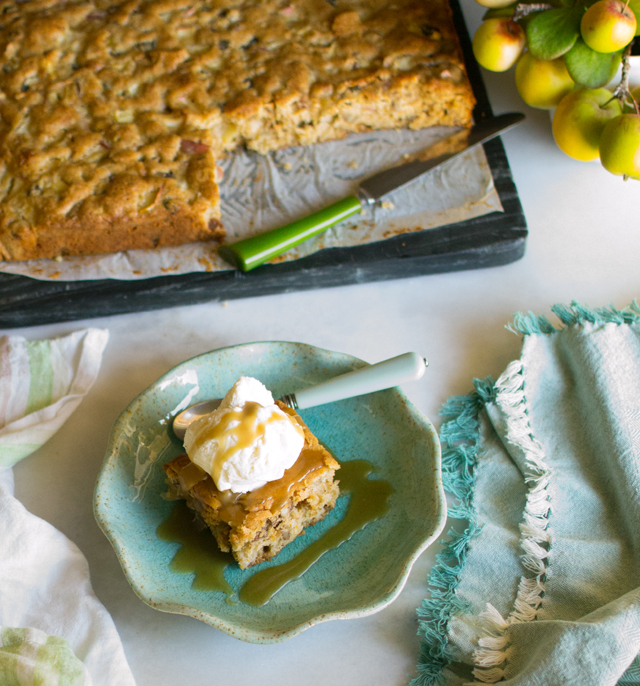 Ina Garten Apple Spice Cake